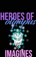 Heroes of Olympus Imagines by PunkEmoGothic5sosFan