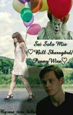 Sei solo mia ♡bill skarsgård/pennywise♡ by una_tizia_bella