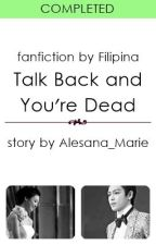 TBYD Fanfic by Filipina