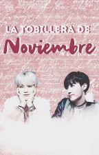 La Tobillera de Noviembre [YoonSeok] by SweetHope98