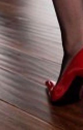 Flash Fiction Red High Heels - 250 wd by EdenGlenn