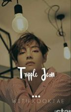 Tripple Jeon 🐾(Flower boy)🐾 by alyntae