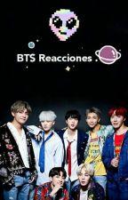 BTS y Tu ×Reacciones× by Andy--ML