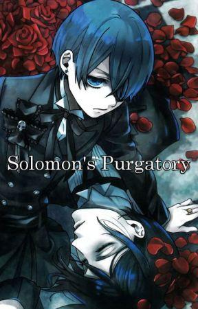 Solomon's Purgatory (Kuroshitsuji) (SebastianxCiel) (Sebaciel) by cutekawaiiciel