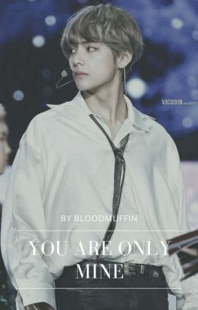 You are only mine » vkook by BloodMuffin