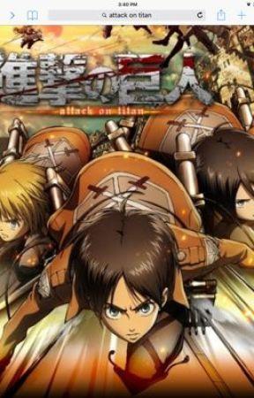 Naruto aot crossover fanfiction
