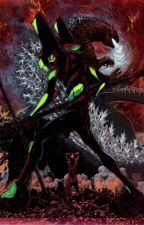 Godzilla Genesis: Evangelion by springyilletore