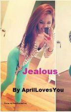 Jealous (Lesbian Story) by AprilLovesYou