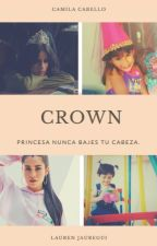 Crown (camren) by aleeeero