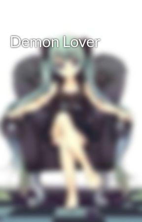 Demon Lover by sashawhite234