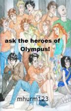Ask the heroes of olympus! (On Hold) by mhurm123