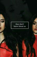 They don't know about us (camren) by writtenonthebody