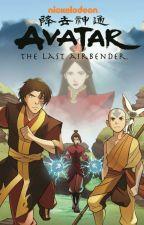 La búsqueda (comic de Avatar, la leyenda de Aang) by Candela900