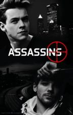 Assassins || l.s by pinklarrybaby