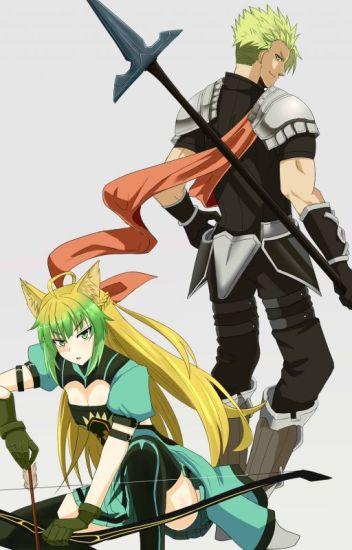 The huntress and the hero (atalanta x achilles one shots and scenarios)
