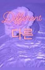 Different | J.JK x BTS  by sugkookie111