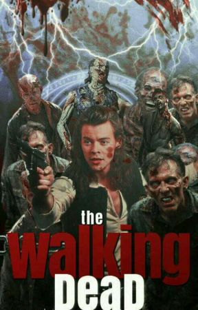 The walking dead H.s  by sarah_Styles_bmw