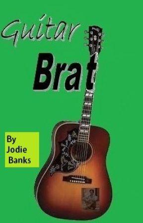 Guitar Brat by JodieBanks
