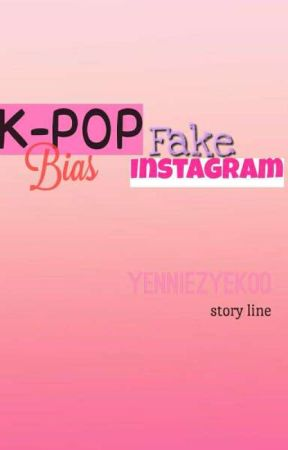 K-Pop Bias Fake Instagram by YenniezYekoo