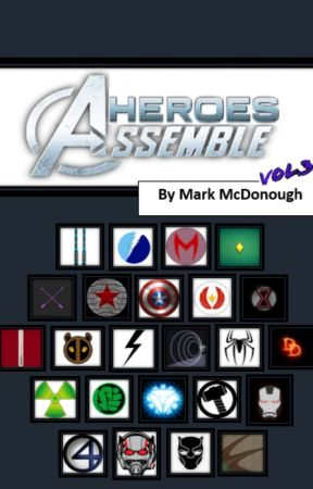 Heroes Assemble! by stargon1