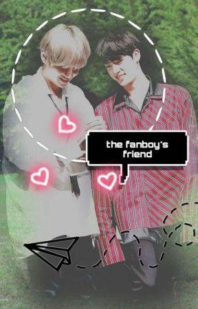 The Fanboy's Friend (Taejin) by sinhasbrows
