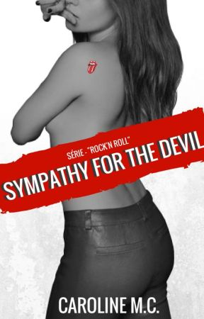 SYMPATHY FOR THE DEVIL by CarolineMalgueiro