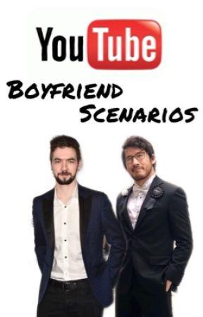 YouTuber Boyfriend Scenarios  (editing) by CrankyCrew713