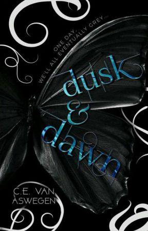 Dusk & Dawn (A Book of Poetry) by -Razzle-