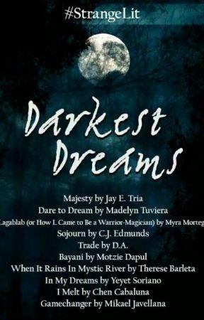 Darkest Dreams #StrangeLit by Chenaciousley