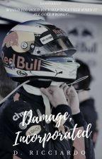 Damage, Inc - [Daniel Ricciardo] by DannyRicc17