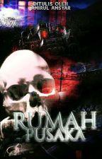 RUMAH PUSAKA  by AmirulAmsyar