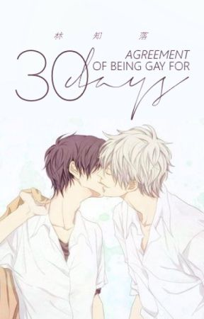 Agreement of Being Gay for 30 Days by Callullum