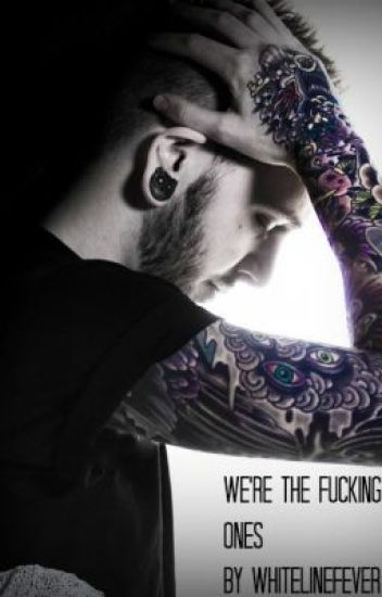 We're The Fucking Cursed Ones (Alex Koehler fanfic)