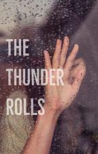 The Thunder Rolls by AdriennaBarba