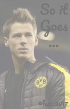 So it Goes : Erik Durm 🗸 by lexlexhex