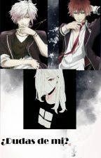 ¿DUDAS DE MI?     AYATO Y TU   VS  SUBARU Y TU by mizuke-okumura