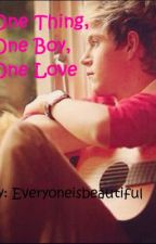 One Thing, One Boy, One Love. by everyoneisbeautiful