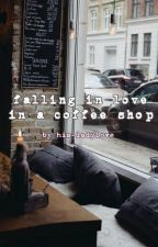 falling in love in a coffee shop by his-ladylove