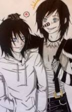 Love Is Terrible (Laughing Jack x Jeff The Killer) by SqualoSenpai