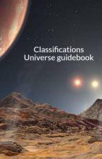 Classifications Universe guidebook by Elfinstone