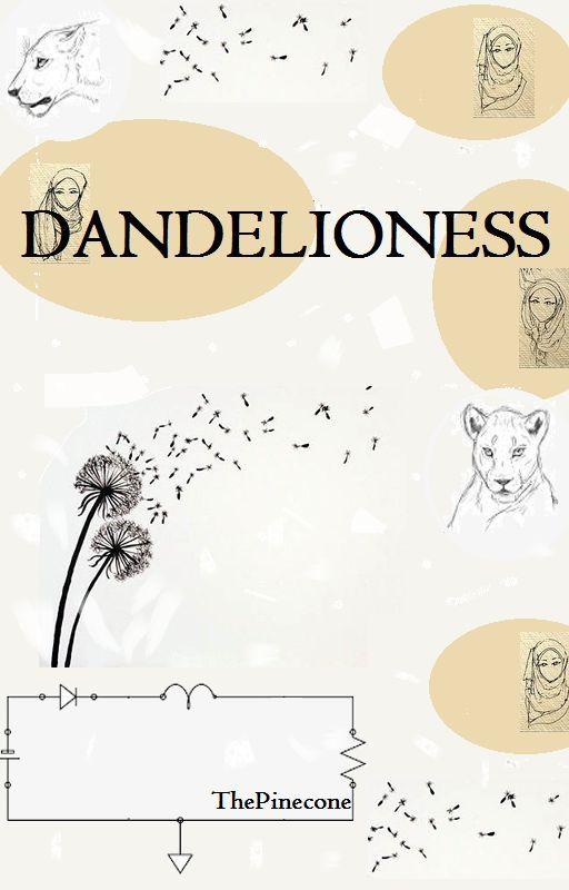 Dandelioness by ThePinecone