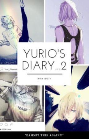 Yurio's Diary...2 by yulisa_rose