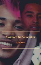 Summer in November (B×B) by DrippyQueenxx