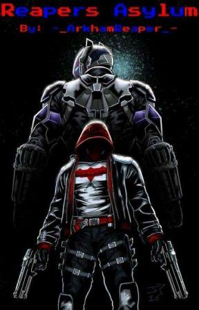 Reaper's Asylum by -_AnarchyReaper_-