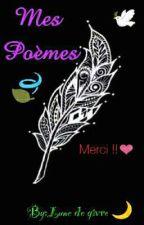 Mes petits poèmes by Lune_de_Givre