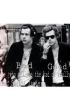 """But ... ¿who will be the bad or really good?"" Harry styles  y Edward styles by bts_1d"