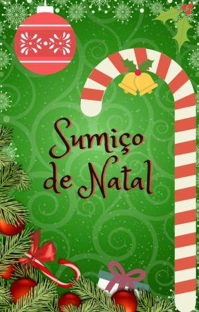 Sumiço de Natal by AugustoDeBrito