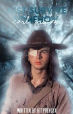 just survive somehow ➳ carl grimes {hiatus} by httpvenusx
