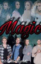 Magic 》 Little Direction [Secrets #2] by Winterlight_