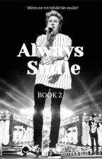 Always Smile (Book 2) | • N.J.H • [ VALMIS ] by jjanskuu